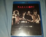 Paramore - The Final Riot (Blu-ray Disc, 2009) BRAND NEW