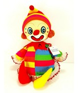 "Vintage Schmid 8"" Music Box Clown Toy Collectible Send In The Clowns Hea... - $35.63"