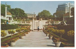 Canada Ontario Oakes Garden Theatre Walway Niagara Falls Vintage Postcard - $4.99