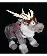 "Disney Store Frozen SVEN 16"" Reindeer Plush Doll Soft Toy Stuffed Authen... - $16.42"