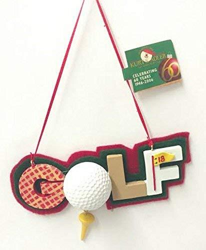 Primary image for Golf Ornament