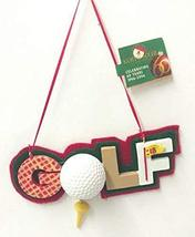 Golf Ornament - $14.85
