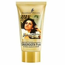 Shahnaz Husain Shasmooth Plus - Almond Under Eye Cream - 40 Gms. fs - $21.29