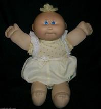 VINTAGE CABBAGE PATCH KIDS BABY DOLL BALD GIRL OR BOY STUFFED ANIMAL PLU... - $31.09