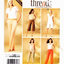 Simplicity 4135 Sizes 6-14 Uncut Misses Boot Le... - $4.95