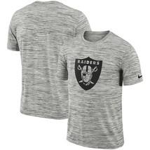 Oakland Raiders Mens Nike Legend Velocity Travel DRI-FIT T-Shirt - Large... - $26.59