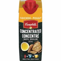 Campbell's Concentrated Chicken Broth 10 x 250ml Canada  - $59.99