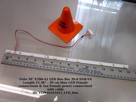 """Vizio 39"""" E390-A1 LED Bus Bar 39.0 SNB-V4 Length 15.36"""" - 39 cm [6ea LED Female - $17.72"""