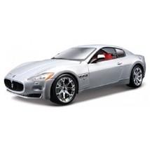Bburago 1:24 Maserati GT GrandTurismo Diecast Model Sports Racing Car To... - $27.78