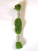 Needlepoint Yarn  No 4 Matte Cotton #2906 Single Ply 10 M Skein 11 Yards - $1.95