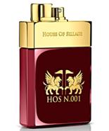 HOS N.001 by HOUSE OF SILLAGE 5ml Travel Spray Perfume SAFFRON CINNAMON ... - $17.00