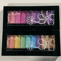 L.A. Girl (2) 10 Color Eye Shadow Palette-Parfait & Prism-Sealed - $12.59