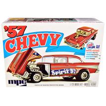 Skill 2 Model Kit 1957 Chevrolet Gasser Flip Nose Spirit of 57 1/25 Scal... - $43.12