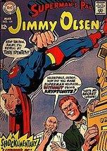 Superman's Pal, Jimmy Olsen (1954 series) #109 [Comic] [Jan 01, 1954] DC Comics - $3.65