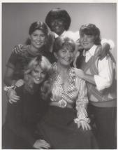 Facts of Life Charlotte Rae Vintage 11X14 BW TV Memorabilia Photo - $12.95