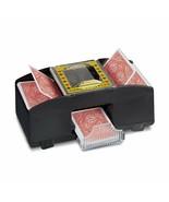 Maps card shuffler 2 Decks Car Electronics Mix Deck Cards coupier - $200.91