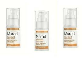 Murad Environmental Shield Essential-C Eye Cream SPF 15 PA++ 0.5 oz (3 p... - $29.69