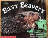 Busy Beaver Paperback Book Science Vocabulary Readers Scholastic Animal Unit