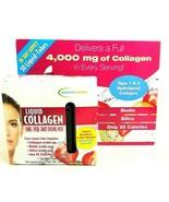 Applied Nutrition LIQUID COLLAGEN Drink Mix 30 Tubes - 10 ml each - $24.65