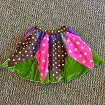 Lemon Loves Lime Girl's Skirt Sz 7-8 Used - £9.17 GBP