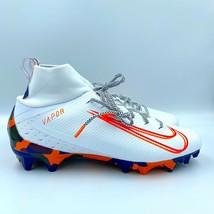Mens Nike Vapor Untouchable Pro 3 White Camo Football Cleats Sz 10.5 AV5... - $61.74