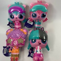 4X MGA Pop Pop Hair Surprise 3-1 Pop Pets W/Pop Surprise Roll New Factory Sealed - $14.84