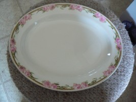 Alfred Meakin Glasgow 12 inch oval platter 1 available - $30.64
