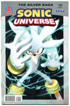 Sonic Universe #25 2011- Archie Comics- Sega VF/NM - £18.28 GBP