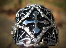 Haunted Illuminati Skull and Crossbones Si'Lat Shape Shifting Djinn Supernatural - $477.77