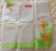 NEW Fisher Price Rainforest Color Changing Sun Shade For Baby Dark In Su... - $5.48