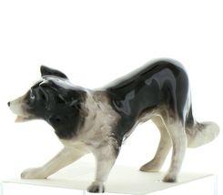 Hagen Renaker Dog Border Collie Ceramic Figurine image 4