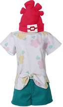 Customize Pokémon Sun and Moon Selene Cosplay Costume - $70.00