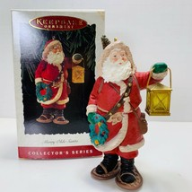 Hallmark Keepsake Ornament Merry Olde Santa 1994 - $9.50