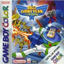 Buzz Lightyear of Star Command (Nintendo Game Boy Color, 2000) - $3.74