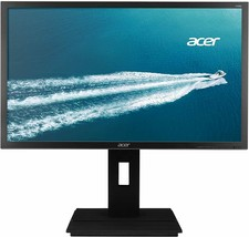 """Acer B246WL 24"""" LED Widescreen IPS Monitor, 16:10, 1920x1200, 300Nit, 60Hz - $237.99"""