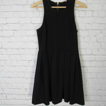 Juicy Couture Dress Womens Small S Black Sleeveless - $19.37