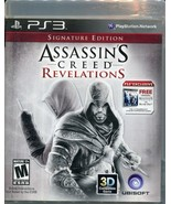 Assassin's Creed: Revelations - Signature Edition (Sony PlayStation 3) N... - $1.48