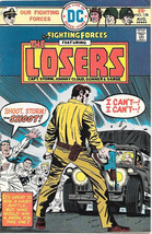 Our Fighting Forces Comic Book #158 The Losers, DC Comics 1975 FINE - $9.74