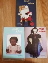 Doll News UFDC Magazine - Lot of 3 - 1984 - $14.69