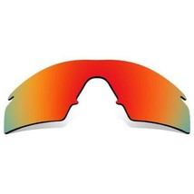 SEEK Lenses Compatible for Oakley M Frame Strike Polarized Red Mirror - $19.21