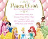 Princess birthday invitation thumb155 crop