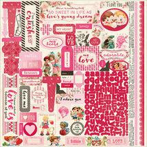 """Authentique """"Adore"""" Paper Bundle image 7"""