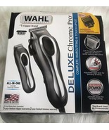 Wahl Deluxe Chrome Pro all in one Trimmer Kit - Chrome - $39.55