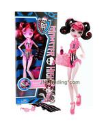 "Year 2012 Monster High Fish Bone Shores 11"" Doll DRACULAURA Daughter of ... - $39.99"