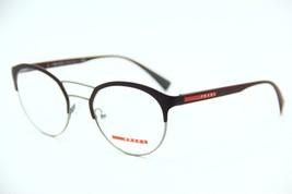 New Prada Sport Vps 52H VHP-1O1 Red Eyeglasses Authentic Rx VPS52H 50-19 - $90.32