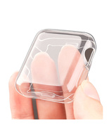 2 -Ultra-Thin Clear Full Cover Protective Case for Apple Watch Series 2 ... - $12.99