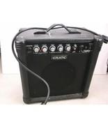 CRATE TG10R GUITAR AMP AMPLIFIER INSTRUMENT & CD INPUT HEADPHONE JACK WORKS VGUC - £19.07 GBP
