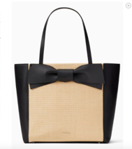 kate spade olive drive straw tote bag New With Tags - $4.917,37 MXN