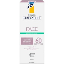 Garnier Ombrelle Face 60 SPF Anti Shine Sunscreen Cream 2 x 90ml Canada - $69.99