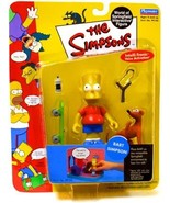 the simpsons world of springfield interactive Figure bart simpson - $23.27